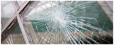 Northwood Smashed Glass